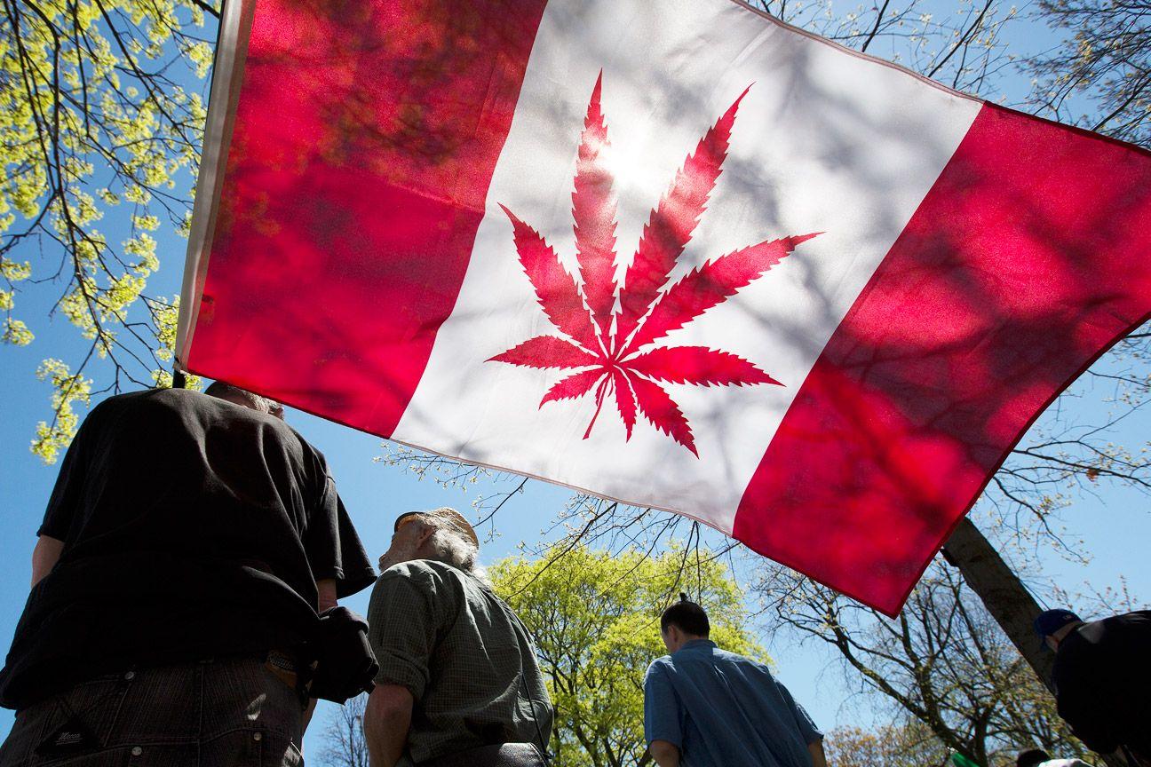 canada legalizing weed oct 17 2018